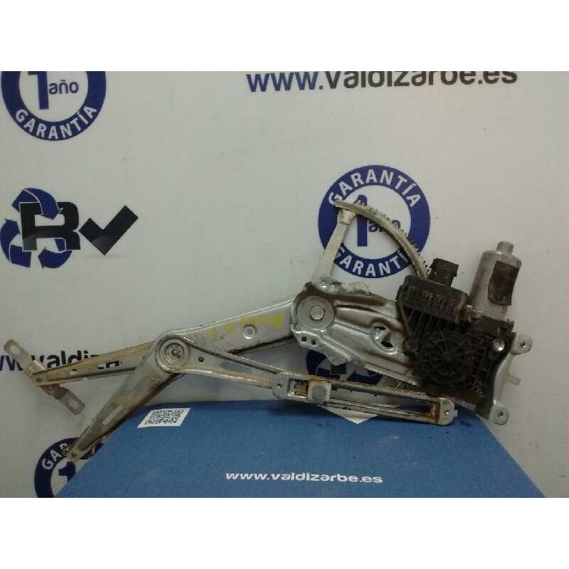 Recambio de elevalunas delantero derecho para opel zafira a comfort referencia OEM IAM 90579356