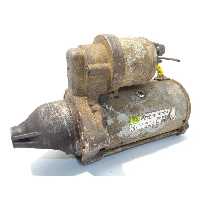 Recambio de motor arranque para opel combo (corsa c) familiar referencia OEM IAM 55221292  TS18E33