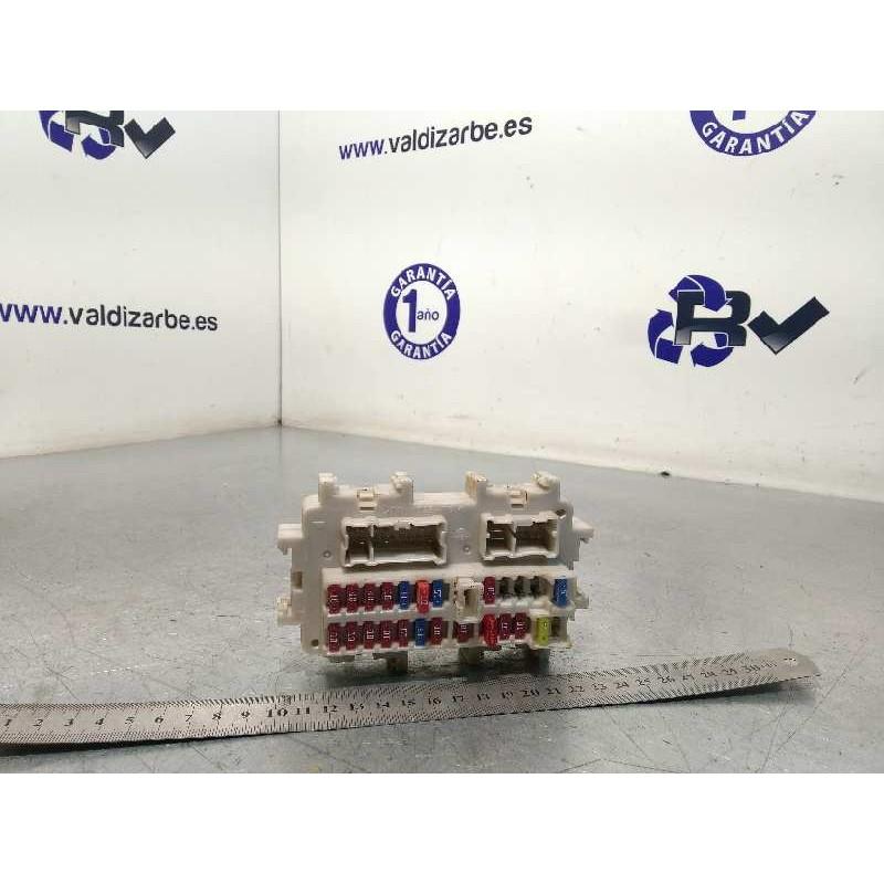 Recambio de caja reles / fusibles para nissan navara pick-up (d40m) double cab le 4x4 referencia OEM IAM 1603EA00A6C09