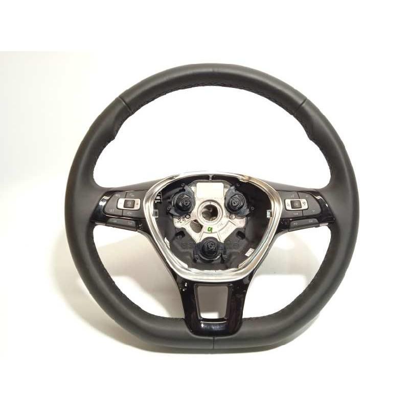 Recambio de volante para volkswagen t-roc advance referencia OEM IAM 5TA419091AME74