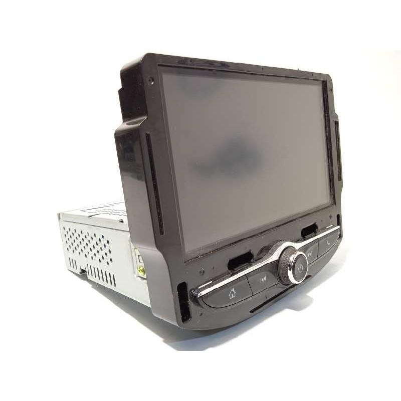 Recambio de pantalla multifuncion para opel corsa e s-d / cadra12 / bx2e6ah7j5 referencia OEM IAM 42554580  555343750
