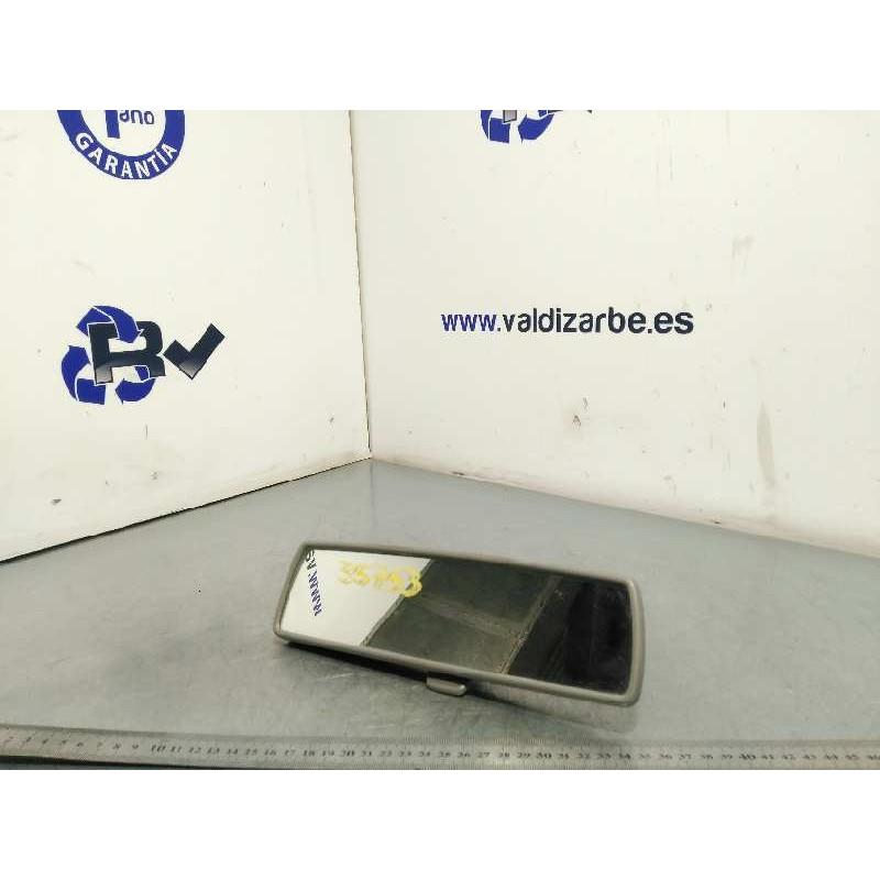 Recambio de espejo interior para volkswagen touareg (7la) tdi r5 referencia OEM IAM