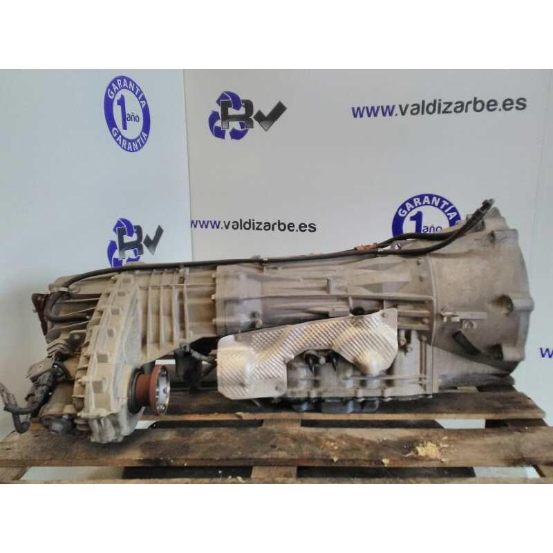 Recambio de caja cambios para porsche cayenne (typ 9pa1) turbo referencia OEM IAM KMN 95530001153 09D300039H