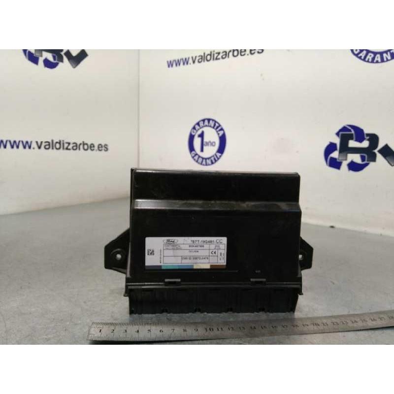 Recambio de centralita cierre para ford mondeo sportbreak (ca2) titanium referencia OEM IAM 7S7T19G481CC  5WK48799E