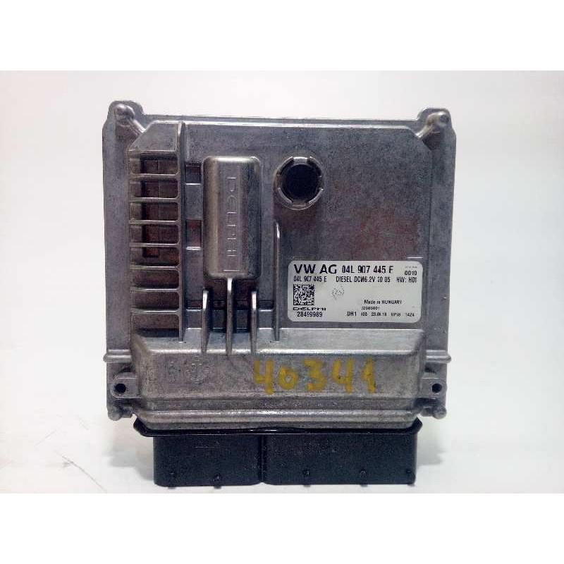 Recambio de centralita motor uce para seat ateca (kh7) 1.6 tdi referencia OEM IAM 04L907445E  28499989