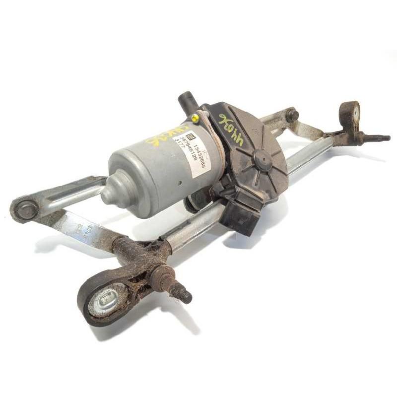 Recambio de motor limpia delantero para opel corsa e s-d / cadra12 / bx2e6ah7j5 referencia OEM IAM 13432685 W65427 367546129