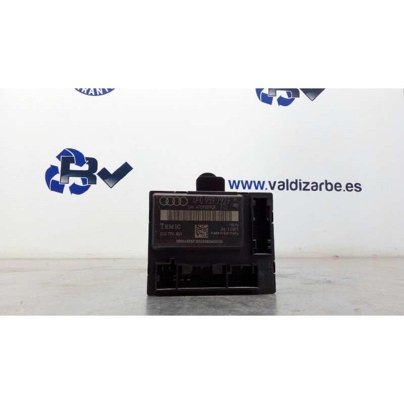 Recambio de centralita cierre para audi a6 berlina (4f2) 2.7 tdi quattro (132kw) referencia OEM IAM 4F0959792F
