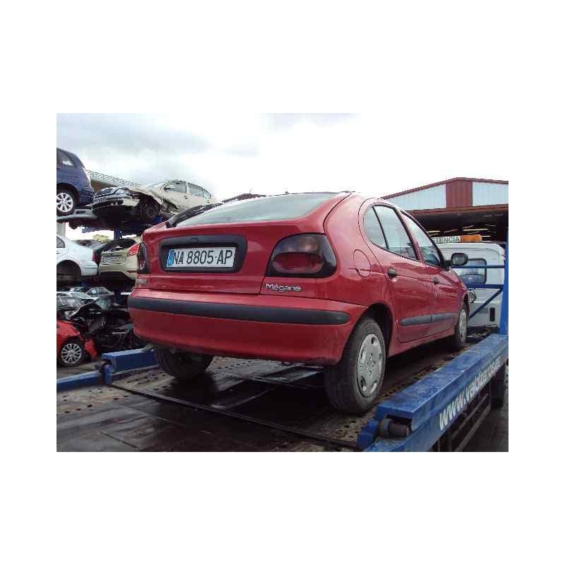 renault megane i berlina hatchback (ba0) del año 1996
