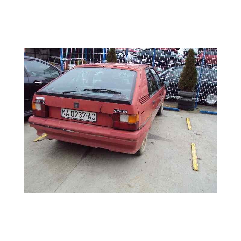 citroen bx berlina del año 1990