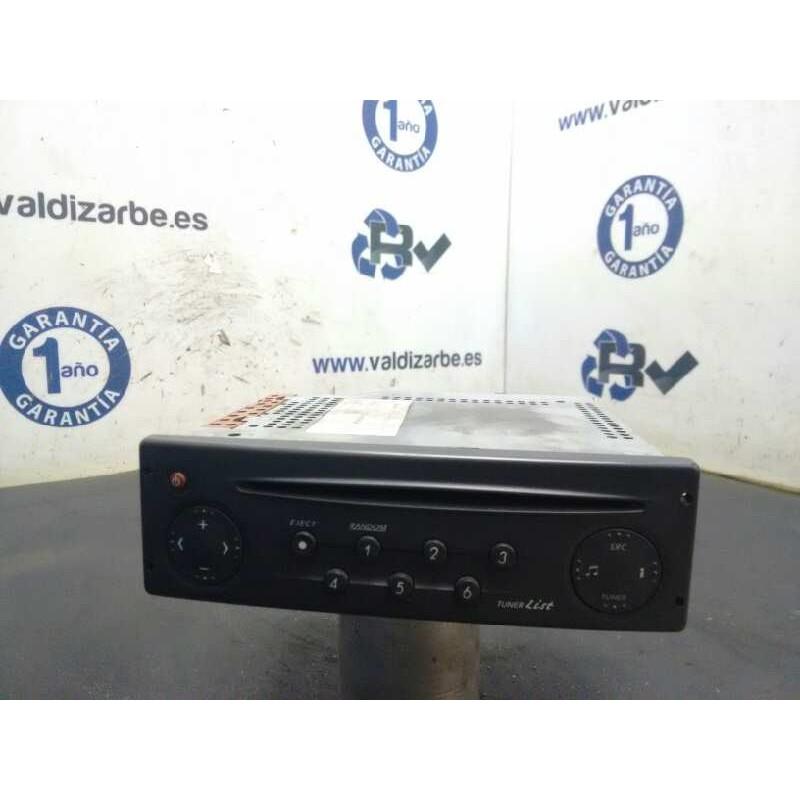 Recambio de sistema audio / radio cd para renault laguna ii (bg0) expression referencia OEM IAM 8200247962  8200247962TQ052