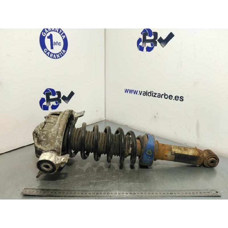 Recambio de amortiguador trasero derecho para volkswagen touareg (7la) tdi r5 referencia OEM IAM 7L6512021T