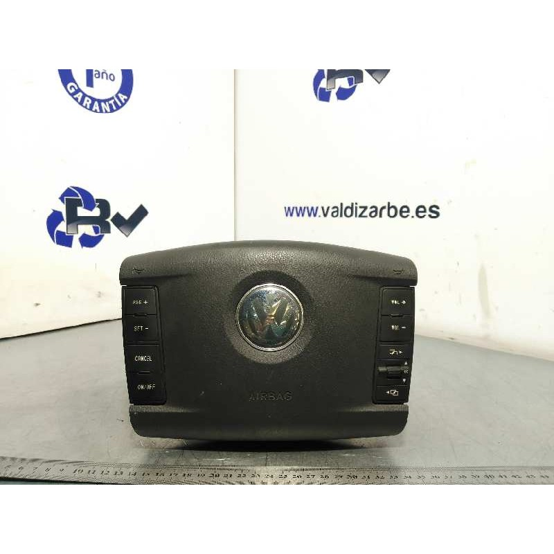 Recambio de airbag delantero izquierdo para volkswagen touareg (7la) tdi r5 referencia OEM IAM 7L6880201DA