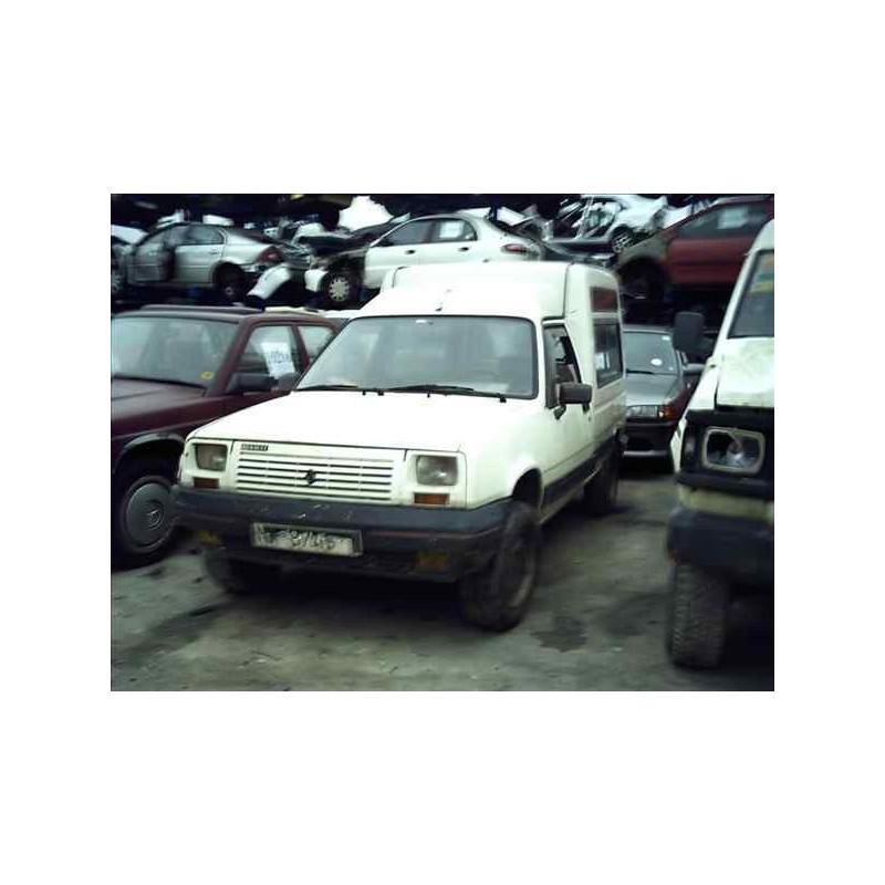 renault rapid/express (f40) del año 1987