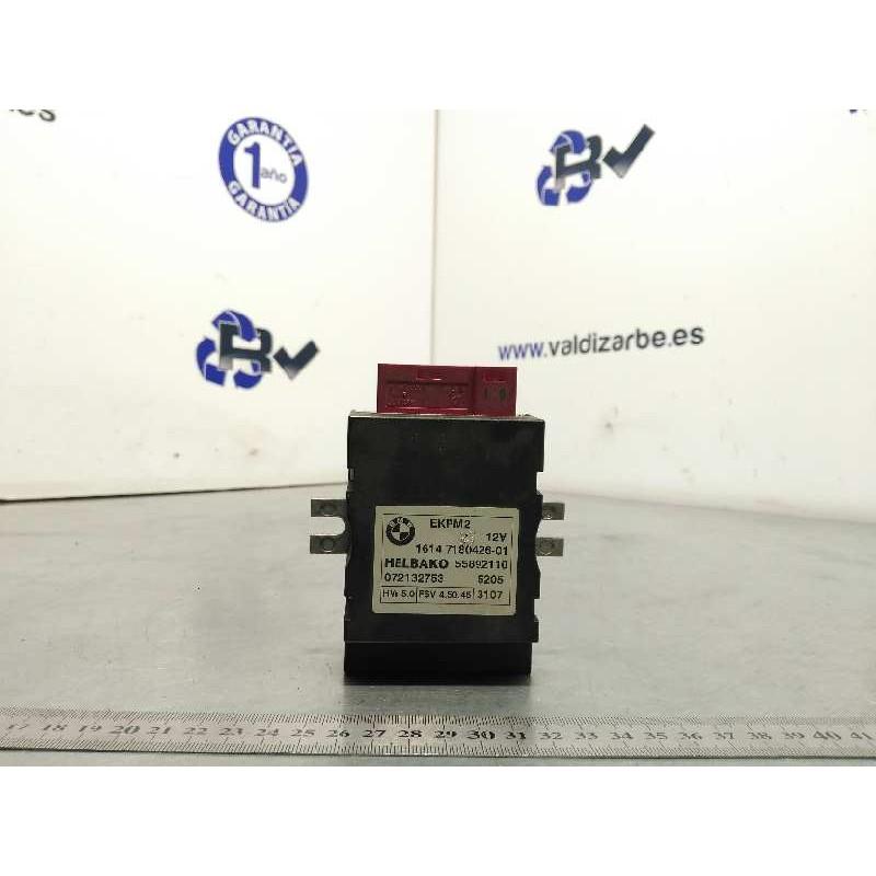 Recambio de modulo electronico para bmw serie 1 berlina (e81/e87) 118d referencia OEM IAM 7180426