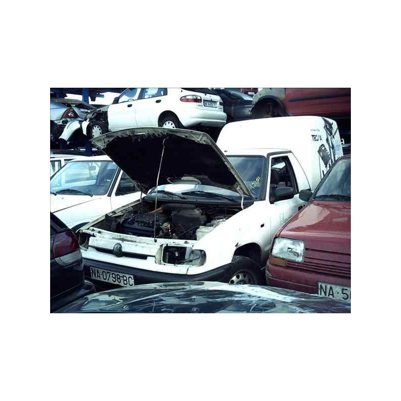 skoda felicia pickup del año 1996