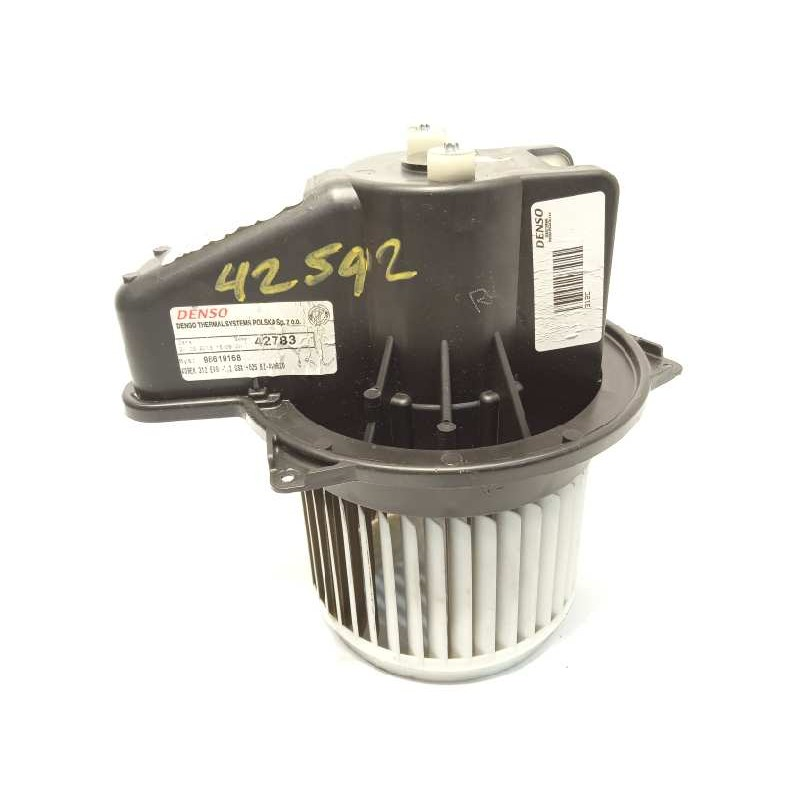 Recambio de motor calefaccion para fiat 500 1.2 referencia OEM IAM 5Q5626000  77367983