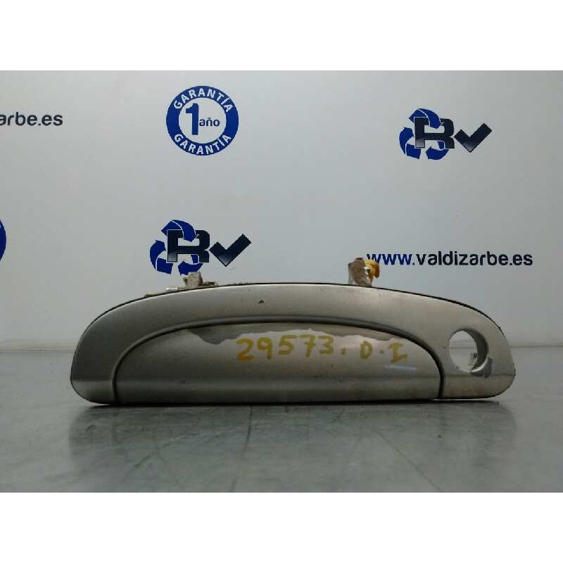 Recambio de maneta exterior delantera izquierda para hyundai getz (tb) 1.5 crdi referencia OEM IAM