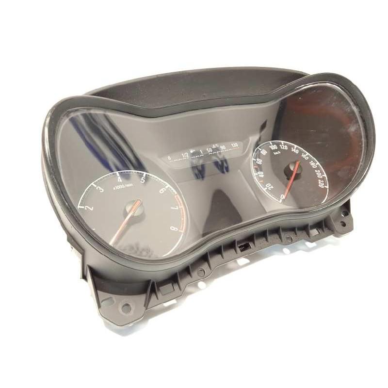 Recambio de cuadro instrumentos para opel corsa e s-d / cadra12 / bx2e6ah7j5 referencia OEM IAM 39129457  367030224