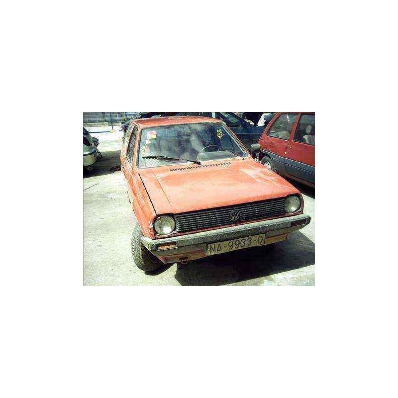volkswagen polo (867/871/873) del año 1985