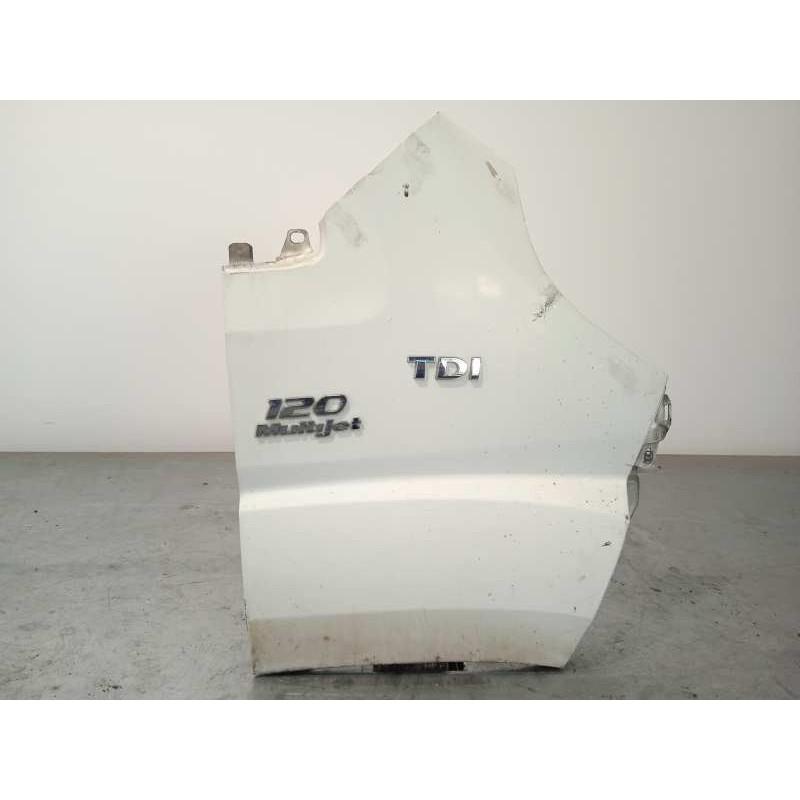 Recambio de aleta delantera derecha para fiat ducato caja cerrada 33, techo elevado (06.2006) 2.3 jtd cat referencia OEM IAM 134