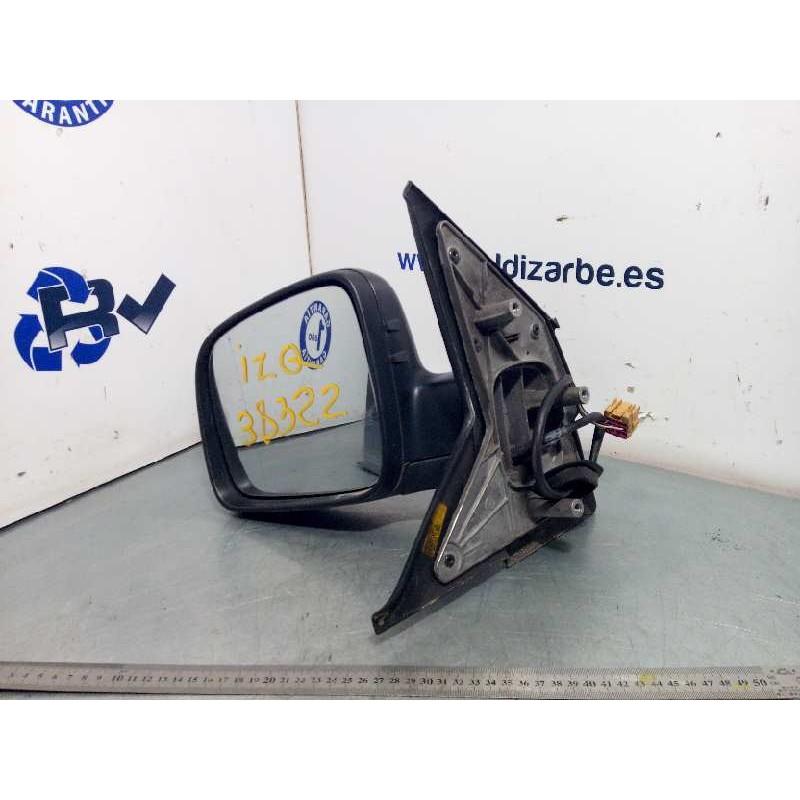 Recambio de retrovisor izquierdo para volkswagen t5 transporter/furgoneta 1.9 tdi cat (axb) referencia OEM IAM 7H1857807AB