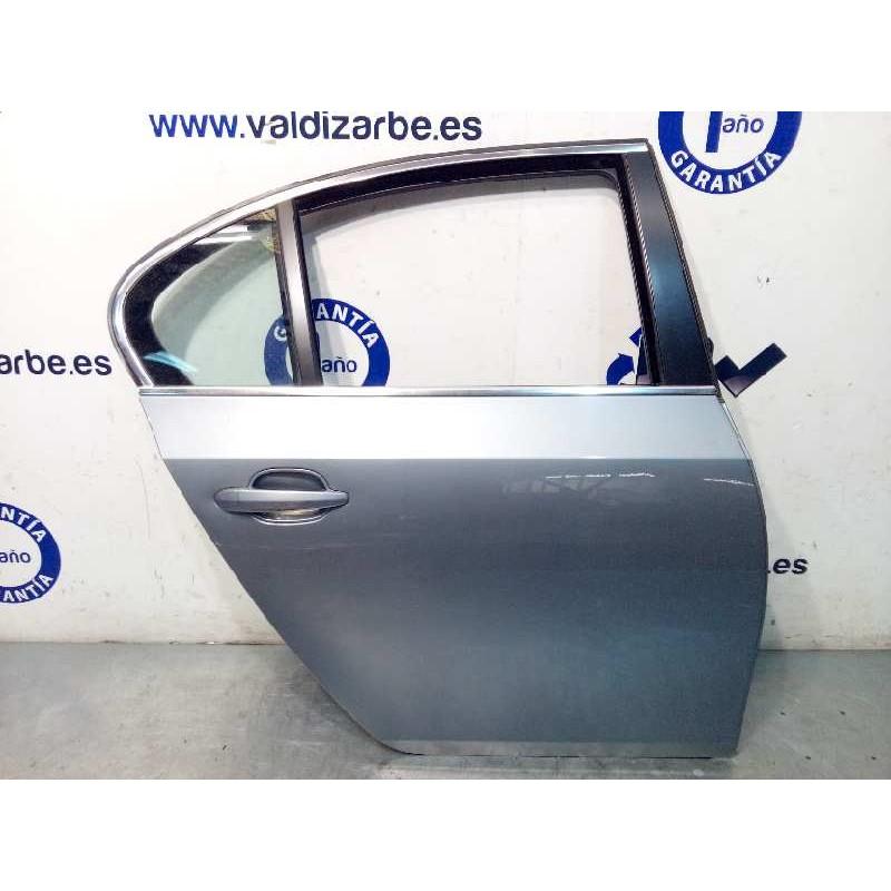 Recambio de puerta trasera derecha para bmw serie 5 berlina (e60) 530i referencia OEM IAM 41527202342
