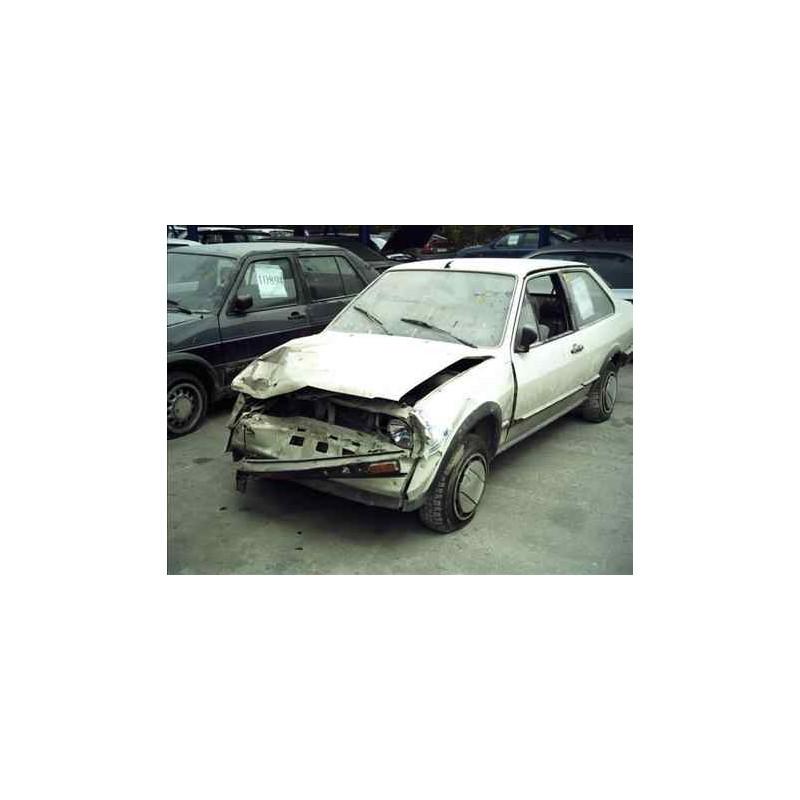 volkswagen polo (867/871/873) del año 1987