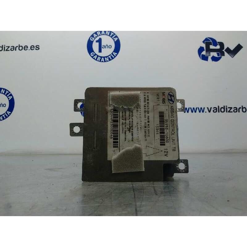 Recambio de centralita airbag para hyundai getz (tb) 1.5 crdi referencia OEM IAM 959101C600