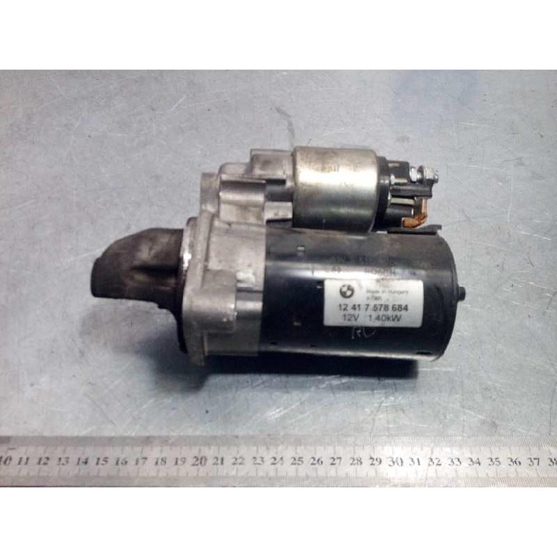 Recambio de motor arranque para bmw serie 5 berlina (e60) 530i referencia OEM IAM 12417578684  7578684