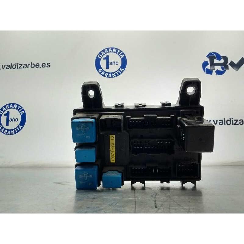 Recambio de caja reles / fusibles para hyundai getz (tb) 1.5 crdi referencia OEM IAM 911981C001