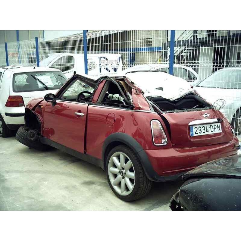 bmw mini (r50,r53) del año 2005