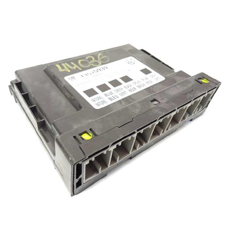 Recambio de modulo electronico para opel corsa e s-d / cadra12 / bx2e6ah7j5 referencia OEM IAM 13515939