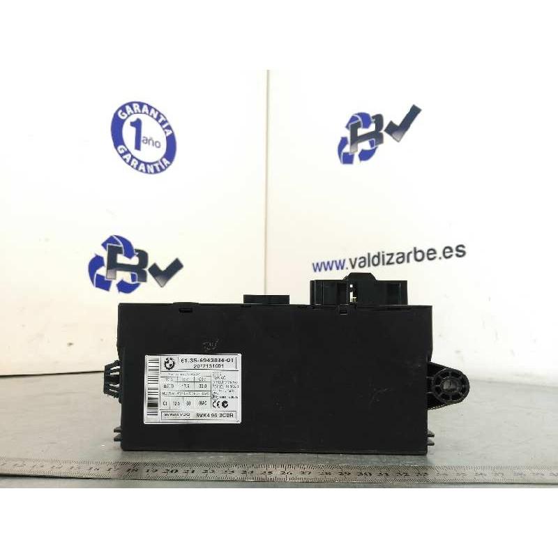 Recambio de modulo electronico para bmw serie 1 berlina (e81/e87) 118d referencia OEM IAM 6943834  5WK49513