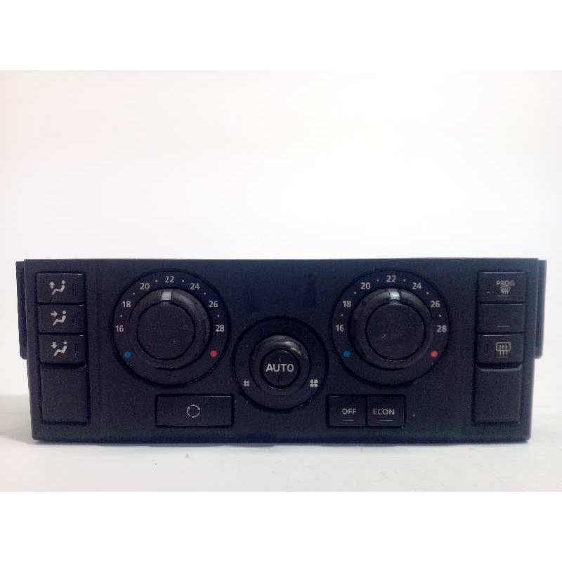 Recambio de mando climatizador para land rover range rover sport 3.6 td v8 referencia OEM IAM JFC501090  MB1465706190
