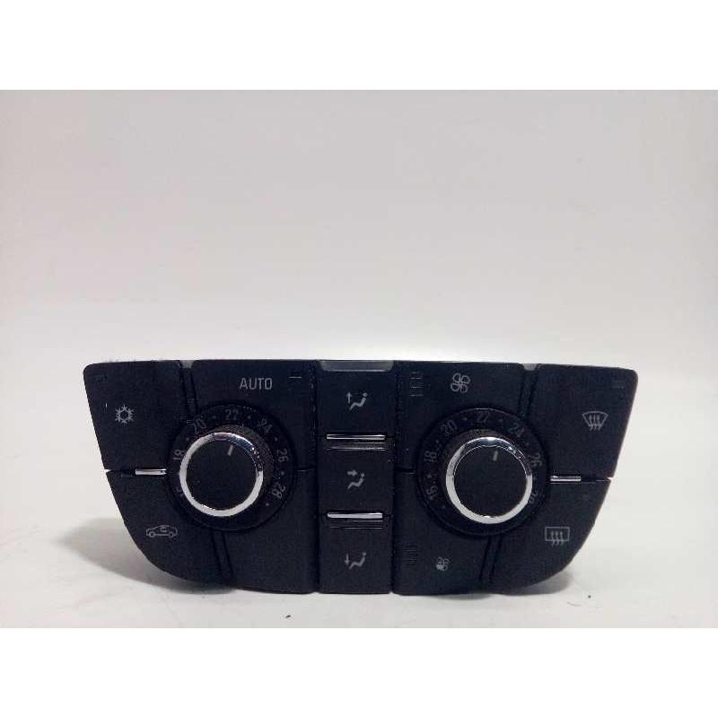 Recambio de mando climatizador para opel astra j lim. 1.7 16v cdti referencia OEM IAM 13360105