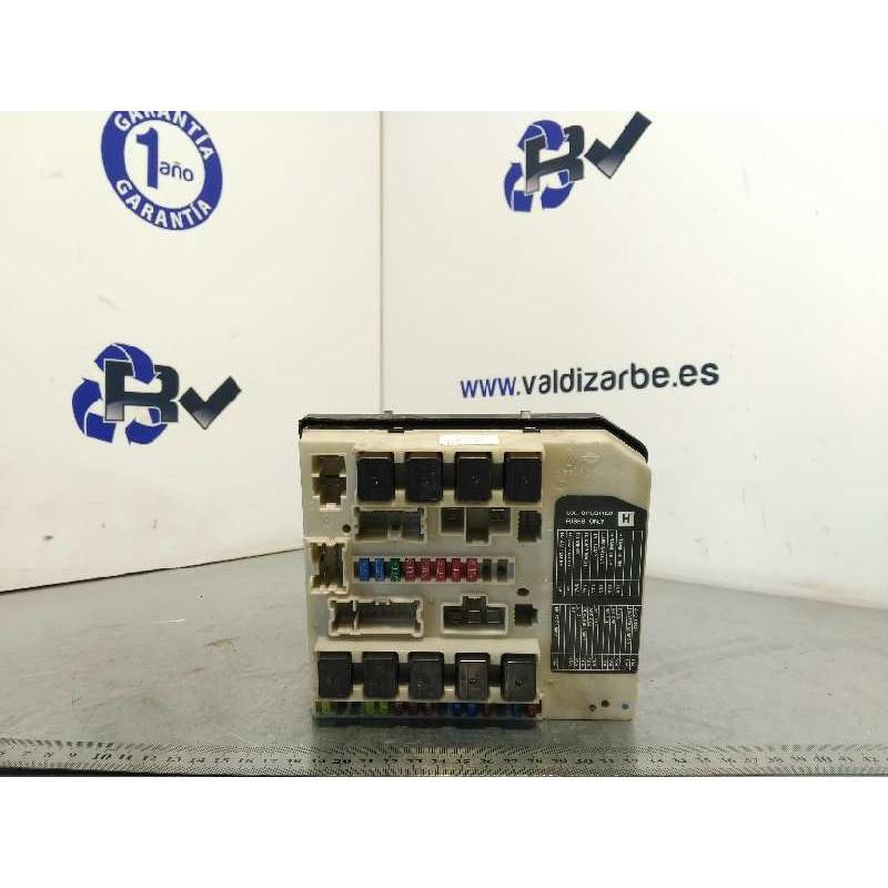 Recambio de caja reles / fusibles para nissan navara pick-up (d40m) double cab le 4x4 referencia OEM IAM 284B7EB311