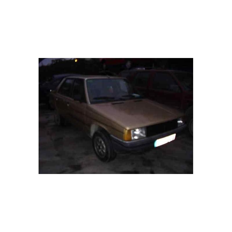 renault 9 del año 1983