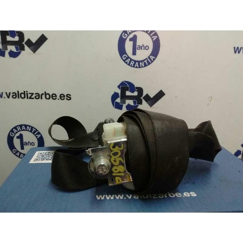 Recambio de cinturon seguridad delantero izquierdo para opel zafira a comfort referencia OEM IAM