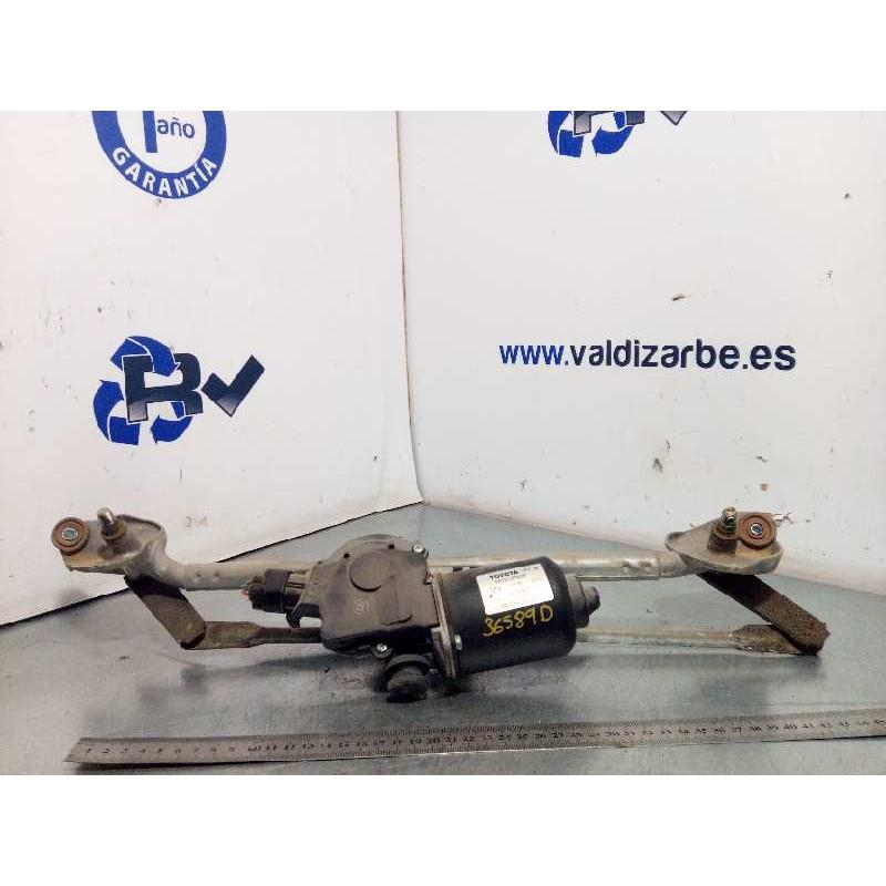 Recambio de motor limpia delantero para toyota corolla verso (r1) 2.2 d-4d luna referencia OEM IAM 851100F020