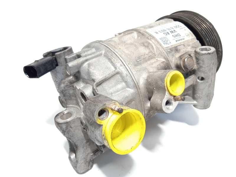 Recambio de compresor aire acondicionado para volkswagen golf vii lim. (bq1) 1.6 tdi referencia OEM IAM 5Q0816803B