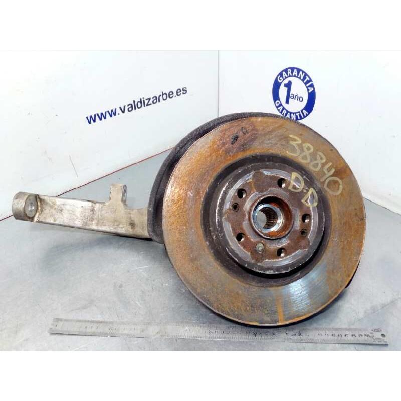 Recambio de mangueta delantera derecha para mercedes clase m (w166) ml 350 bluetec (166.004) referencia OEM IAM A1663301020