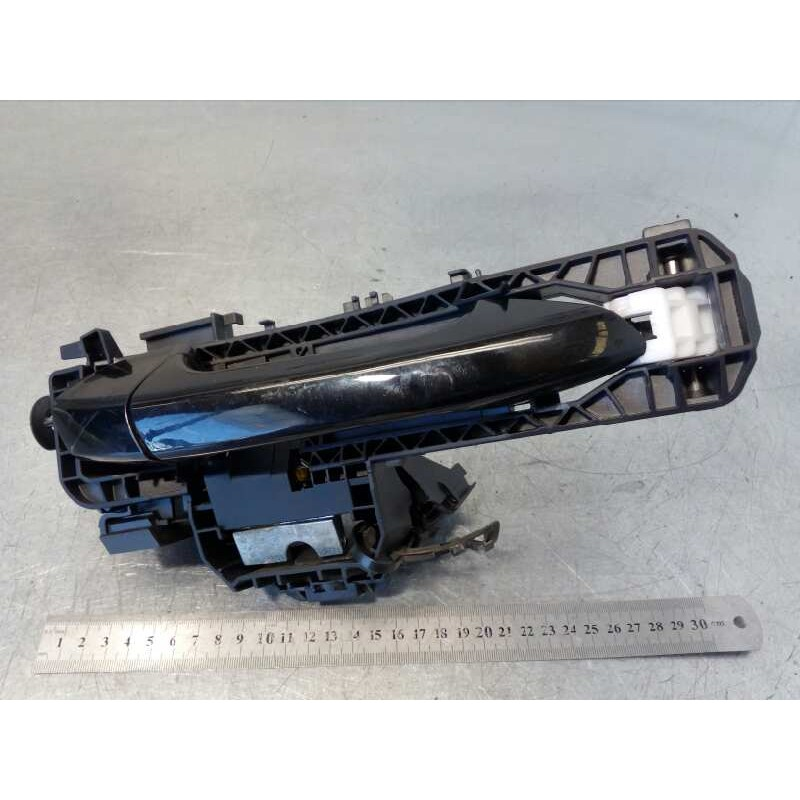 Recambio de maneta exterior trasera derecha para mercedes clase m (w166) ml 350 bluetec (166.004) referencia OEM IAM A2047601634