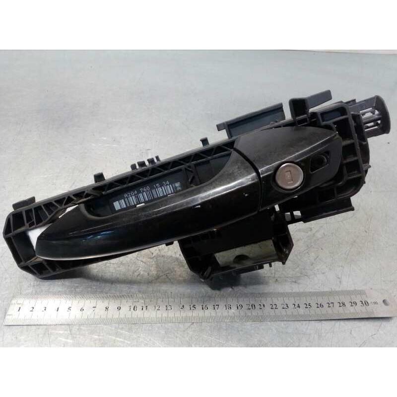 Recambio de maneta exterior delantera izquierda para mercedes clase m (w166) ml 350 bluetec (166.004) referencia OEM IAM A204760