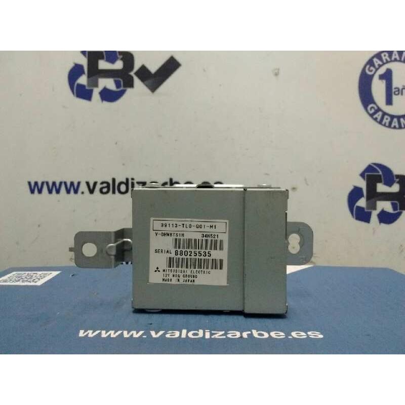 Recambio de modulo electronico para honda accord tourer (cw) executive referencia OEM IAM 39113TL0G01M1