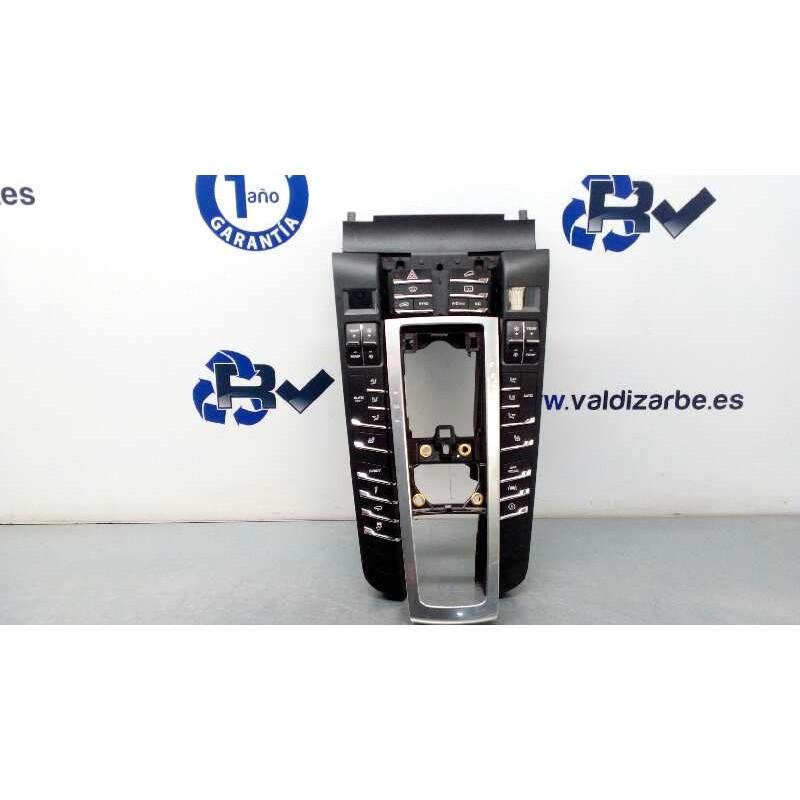 Recambio de mando multifuncion para porsche macan (typ ) s diesel referencia OEM IAM 95B907040K 95B907040K