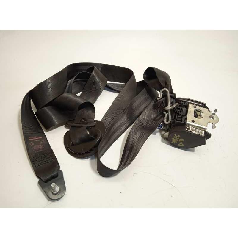 Recambio de cinturon seguridad delantero derecho para peugeot 308 1.6 hdi fap cat (9hz / dv6ted4) referencia OEM IAM 96569048XX