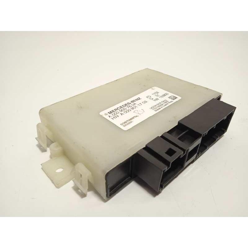 Recambio de modulo electronico para mercedes clase e lim. (w213) e 220 d (213.004) referencia OEM IAM A0009007604  0009007604