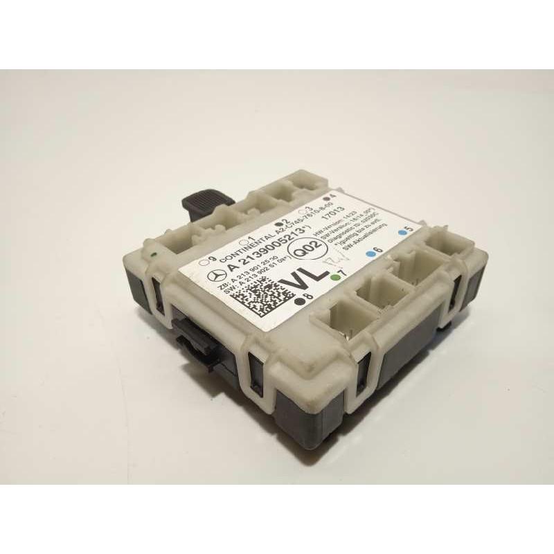 Recambio de modulo confort para mercedes clase e lim. (w213) e 220 d (213.004) referencia OEM IAM A2139005213 A2139012500 213900