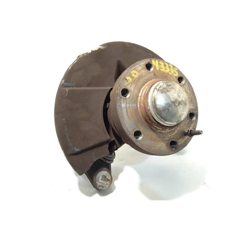 Recambio de mangueta delantera derecha para iveco daily pr 2.3 diesel cat referencia OEM IAM 5801341448