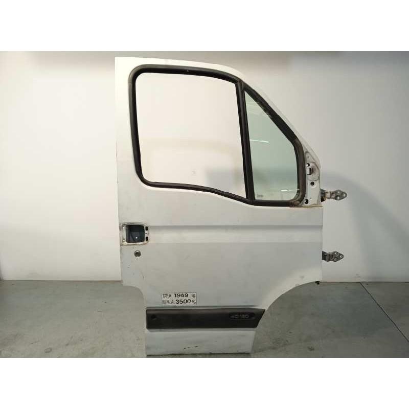Recambio de puerta delantera derecha para renault master ii phase 2 caja cerrada 2.5 diesel referencia OEM IAM 7751474637